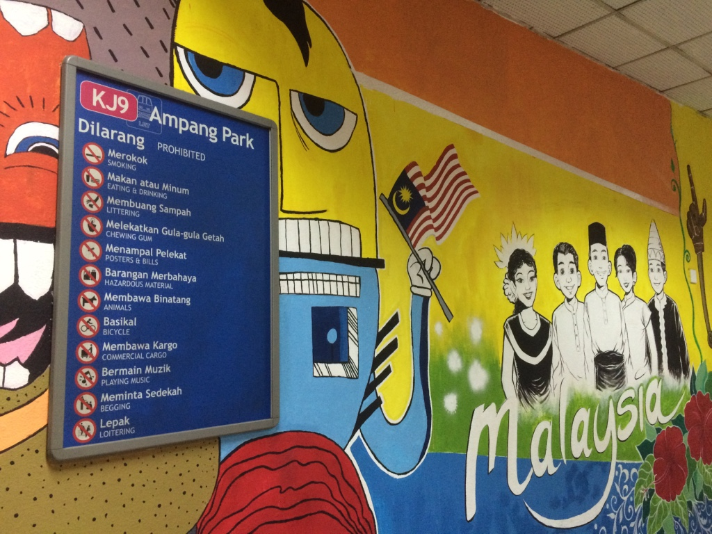 Kuala Lumpur (Day 128): Full City Tour