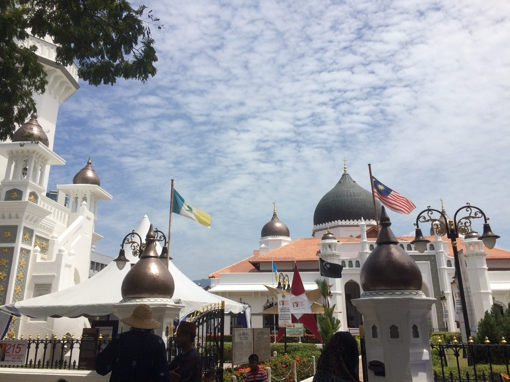 Kapitan Keling Mosque celebrating its 215th anniversary this year