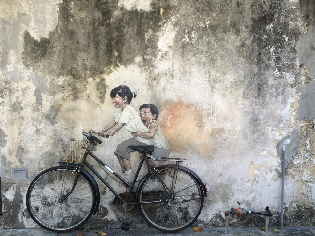 Penang (Day 131): George Town Street Art and Heritage Weekend