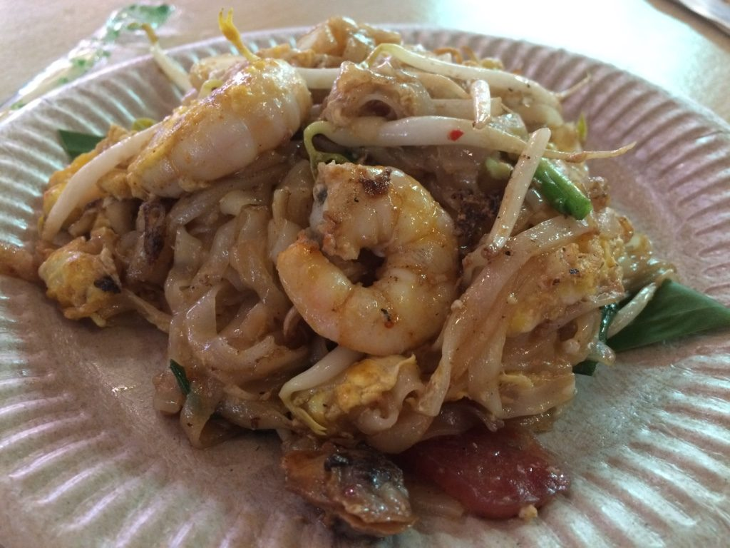Char Koay Teow, wasn't on the list of suggested places but it was still good. Portion was a bit smaller than expected though (for Malaysian standards)