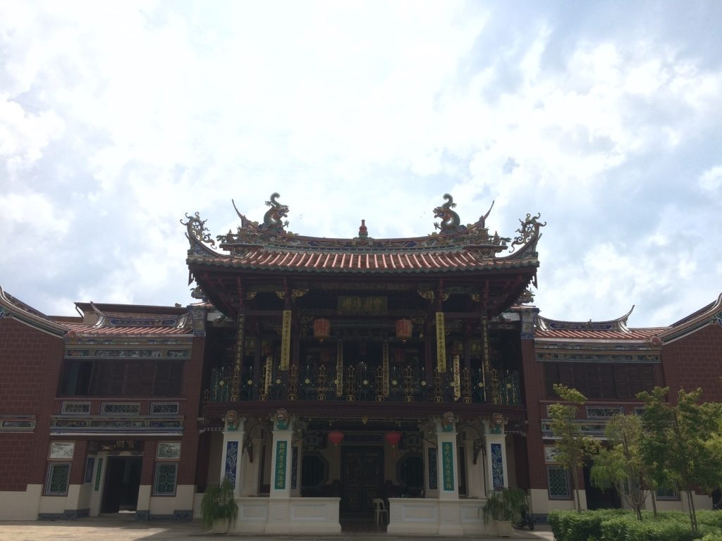 Cheah Kongsi: First of five great Hokkien clan houses in Penang