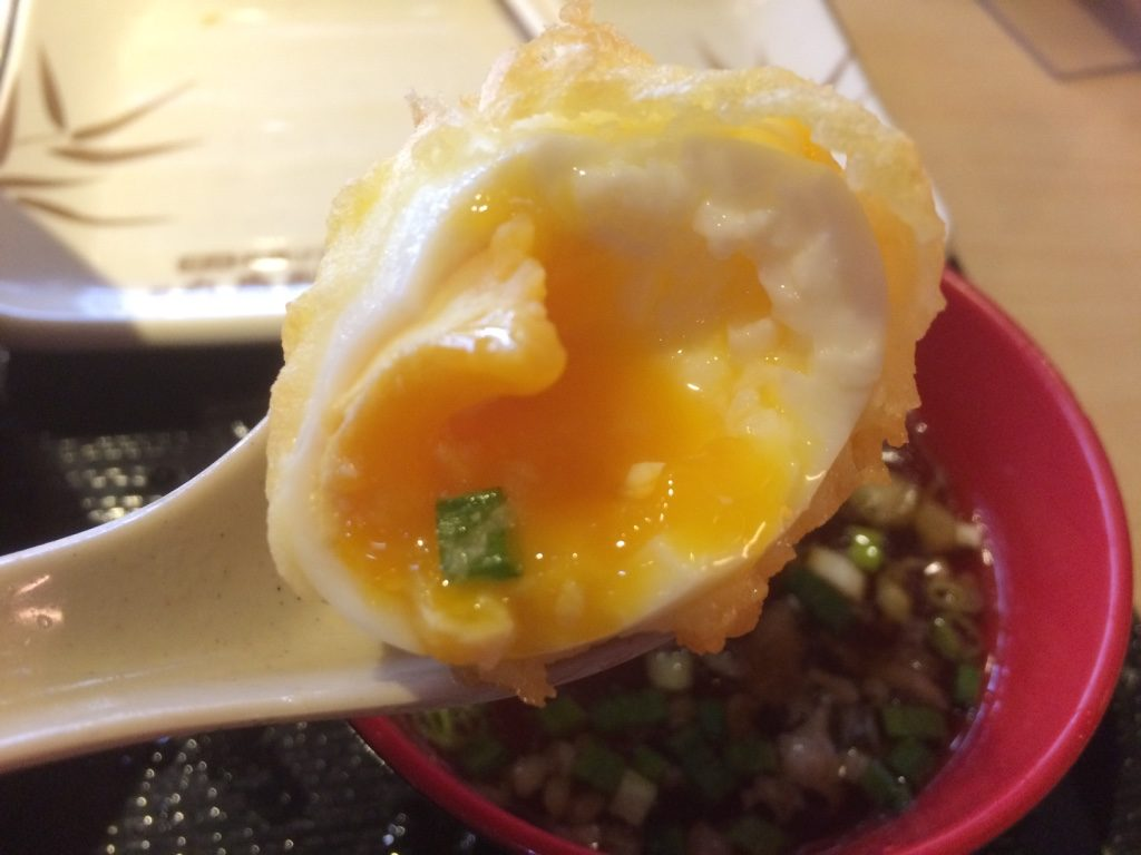 The best soft boiled egg (10,000 VND = $0.58 CAD)