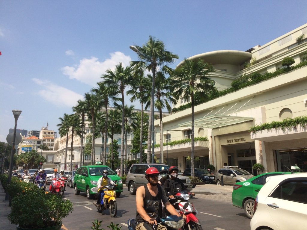 Saigon/Ho Chi Minh (Day 138): Our Last Day